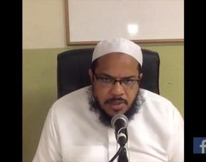 Umdatul-Ahkaam: Facing The Qiblah