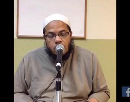 Umdatul Ahkaam: At-Tashahhud
