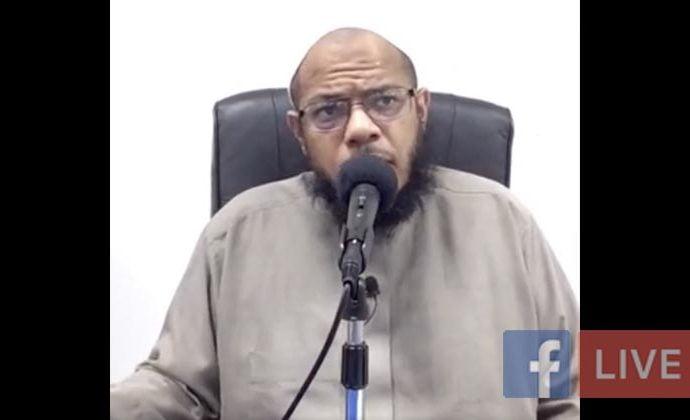 Sheikh Abu Zahirah Live